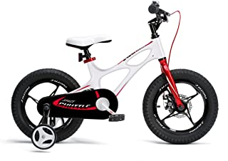 """RoyalBaby 16"""" Space Shuttle Bicycle White"""