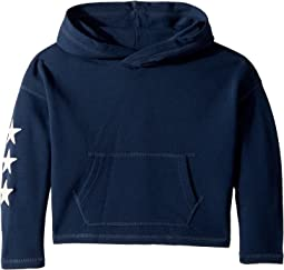 Drapey French Terry Hoodie (Little Kids)