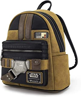 Loungefly Han Solo A Star Wars Story Cosplay Mini Backpack