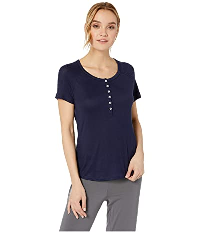 Splendid Always PJ Tee (Midnight Navy) Women