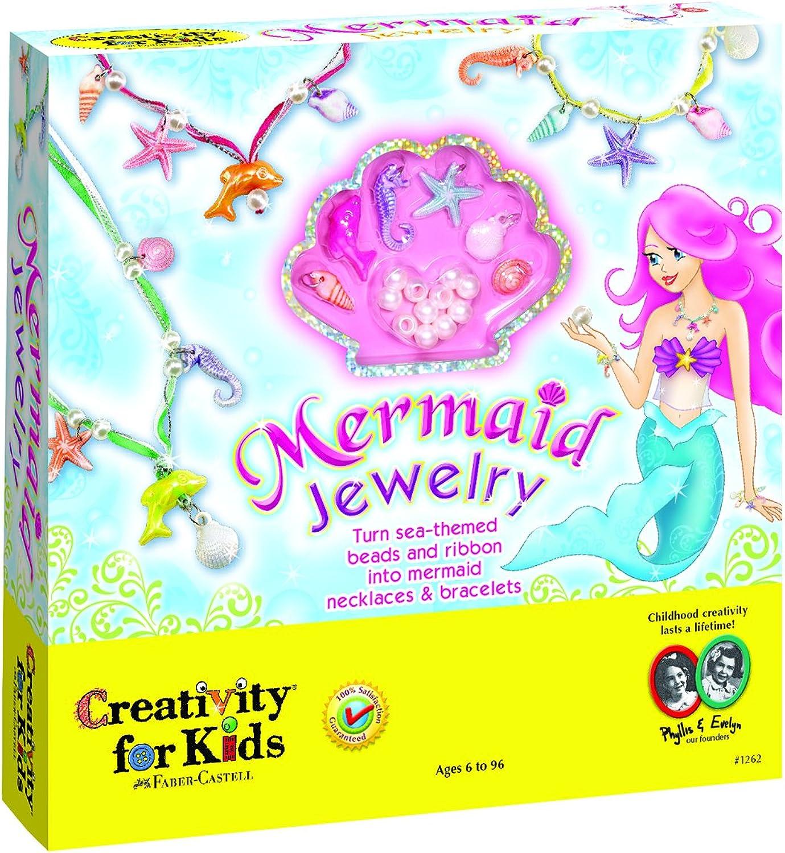 Creativity for Kids Mermaid Mermaid Mermaid Jewelery by Creativity for Kids B00J4S5LKS | Deutschland Store  530f15