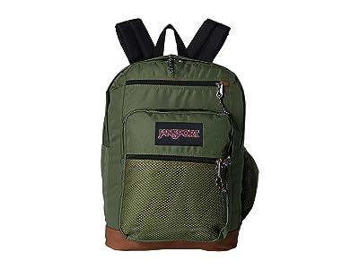 JanSport Huntington (New Olive) Backpack Bags