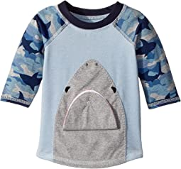 Camo Shark Rashguard (Infant/Toddler)