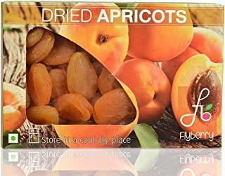 Flyberry Gourmet Dried Apricots 200 g