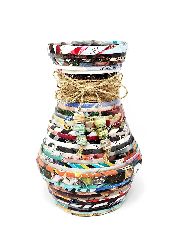 Multicolor Vase 5 Bargain sale ☆ very popular