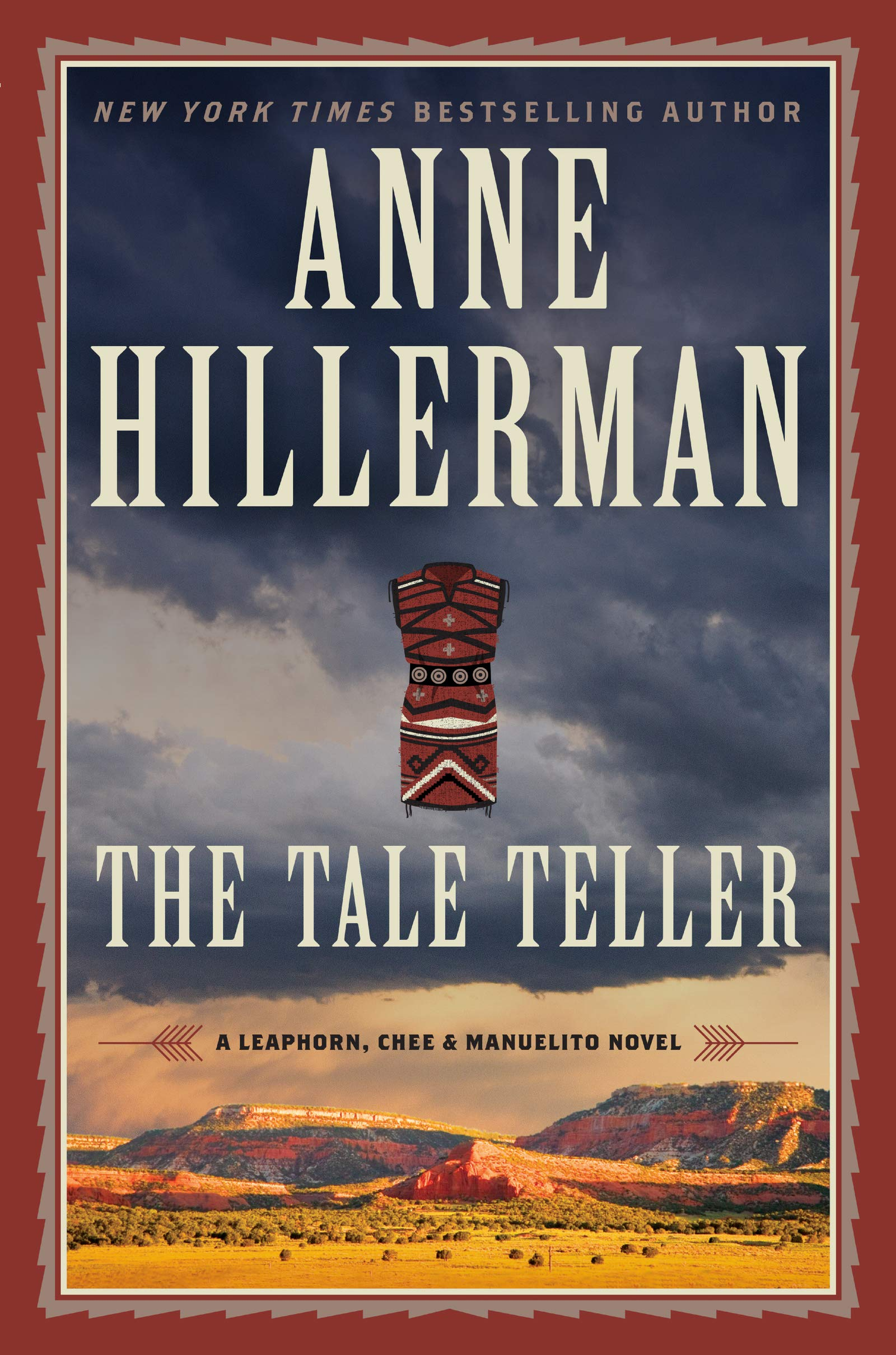 The Tale Teller: A Leaphorn, Chee & Manuelito Novel (A Leaphorn and Chee Novel Book 23)