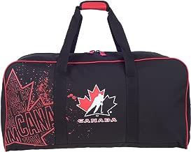 Hockey Canada Official 30 Inch Hockey Equipment Duffle Bag