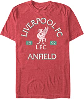Official Liverpool Fc Vintage Reds-Premium Men's Tee