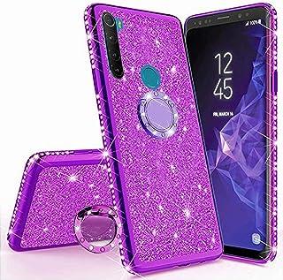 جراب ممتص للصدمات من ميلين, بنفسجي, Samsung Galaxy A21