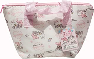Sanrio JP My Melody Beautiful Insulated Aluminum Lunch/Cooler Bag with Handles Japan Limited Edition