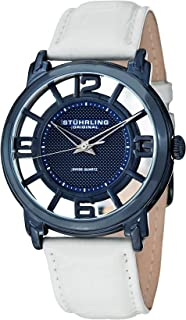 Stuhrling Original Casual Watch Analog Display For Men 360G.33X5P6, White Band