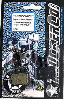 Organic Semi-Metallic brake pads Formula R1, RR1, C1, R0, RX , Mega, The One