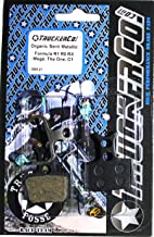 SCP-FO Organic Resin,Semi-Metallic,Sintered Metal Dymoece 2 Sets Bicycle Disc Brake Pads for Formula The One FR R0 R1 RX R1R Mega C1 CR3 T1