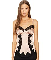 Dolce & Gabbana - Silk with Lace Camisole Top