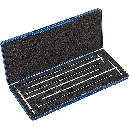 6*os 8-150mm Tele*oop*o Adjustable Inner Diameter Hole Measuring Gauge Tool SOH6