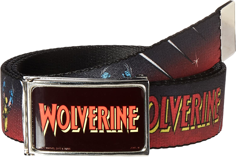 Jewel M Wolverine Graphic Belt