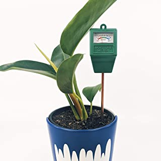 SOW UNIQUE Pot Plant Soil Moisture Sensor and Meter. Indoor and Outdoor use for Potted Plants and Garden beds   Australian...