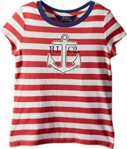 Cotton Jersey Graphic T-Shirt (Little Kids)