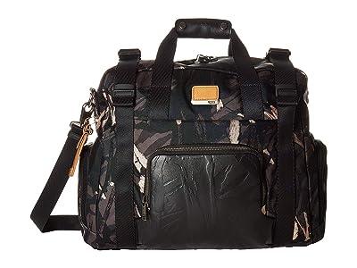 Tumi Alpha Bravo Buckley Duffel (Grey Highlands Print) Duffel Bags