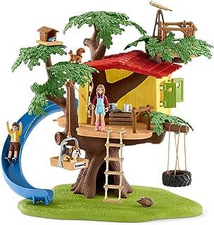 Schleich Adventure Tree House Playset