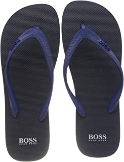 Hugo Boss Men's Pacific_Thng_Digital Flip-Flop, Open