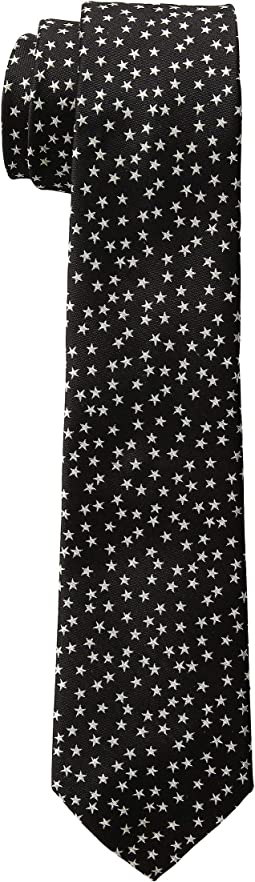 Narrow Star Tie