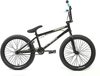 KHE Bikes Park One Freestyle BMX Bicycles, Black