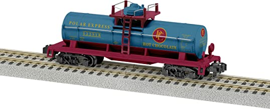 Lionel The Polar Express, Electric S Gauge American Flyer, Tank Car #122518