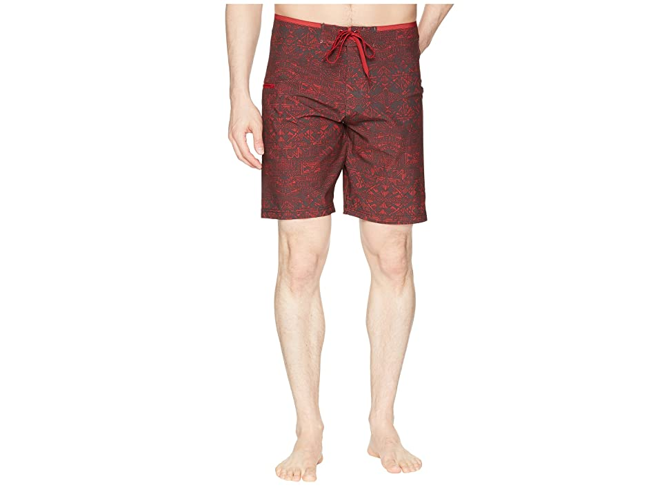 Prana Catalyst Short (Crimson Cabana) Men
