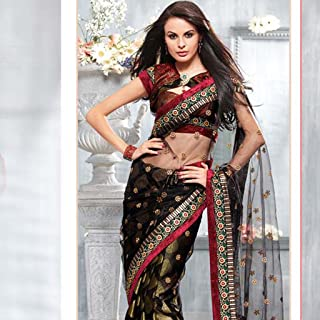 Indian Traditional Sarees Designs For Girls Vol 2