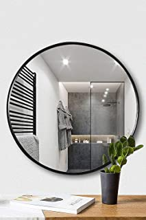 Best large round mirror for bathroom Reviews