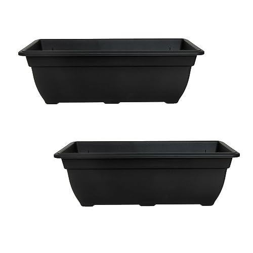 Plastic Flower Boxes Amazon Co Uk