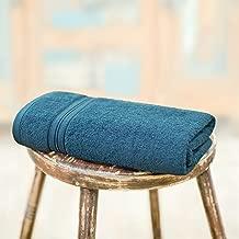 Swiss Republic Essential Plus 480 GSM Single Pack Bath Towel Dark Blue