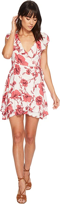 French Quarter Printed Mini Dress