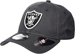 b837f80dbbf Black. 3. New Era. Oakland Raiders Vintage Stripe.  18.00MSRP   24.00. Steel