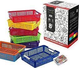Best plastic tote trays school Reviews