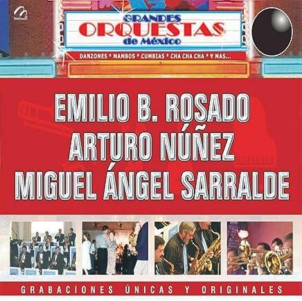 Grandes Orquestas de México Vol. 1