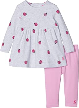 Joules Kids - Dress and Leggings Set (Infant)