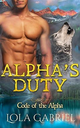 Alpha's Duty (Code of the Alpha)