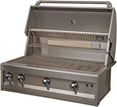 Artisan Grills ART-36 75000 BTU Built-In Natural Gas Grill/BBQ with Rotisserie and Lights, 36-Inch