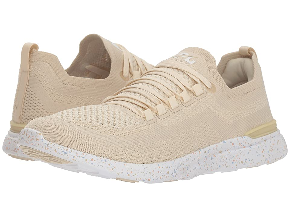 Athletic Propulsion Labs (APL) Techloom Breeze (Parchment/Blush/Sky) Women