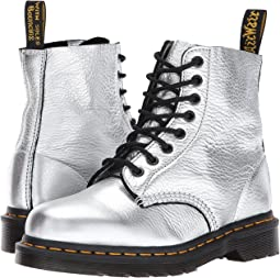 Pascal Metallic 8-Eye Boot