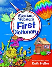 Merriam-Webster MER-274-1 First Dictionary with Illustrations, Hardcover