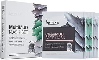 Karuna MultiMud Mud Mask Set – Pack of 6
