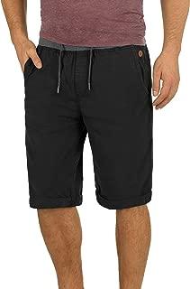 Blend Claude Herren Herren Chino Shorts Bermuda Kurze Hose Mit Kordel Aus 100% Baumwolle Regular Fit