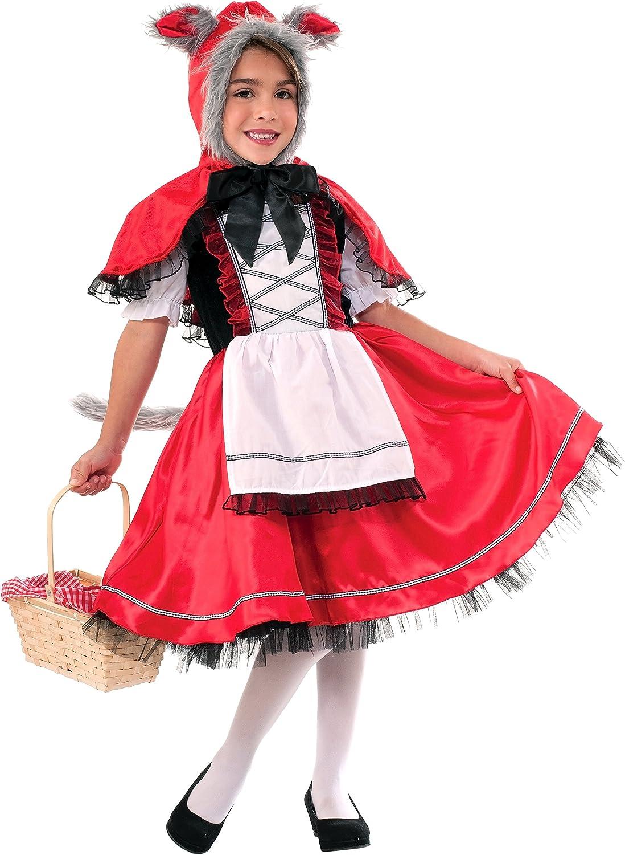 (Medium, One color)  Forum Novelties Lil Red Riding Wolf Costume, Medium