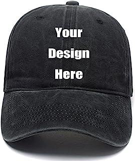 7cf6571098c Custom 100% Cotton Ball Hat Vintage Baseball Cap Classic Unisex Cowboy Hat  Adjustable