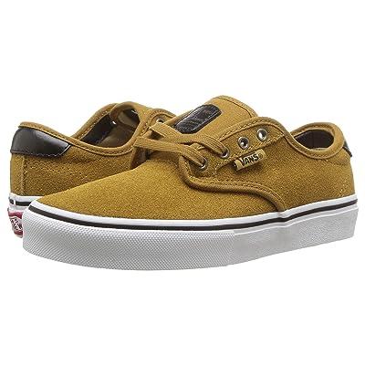 Vans Kids Chima Ferguson Pro (Little Kid/Big Kid) (Cumin/Black) Boys Shoes