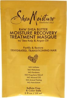 Shea Moisture Raw Shea Butter Deep Treatment Masque for Unisex - 2 oz