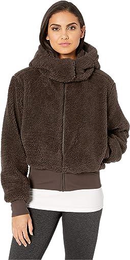 Foxy Sherpa Jacket